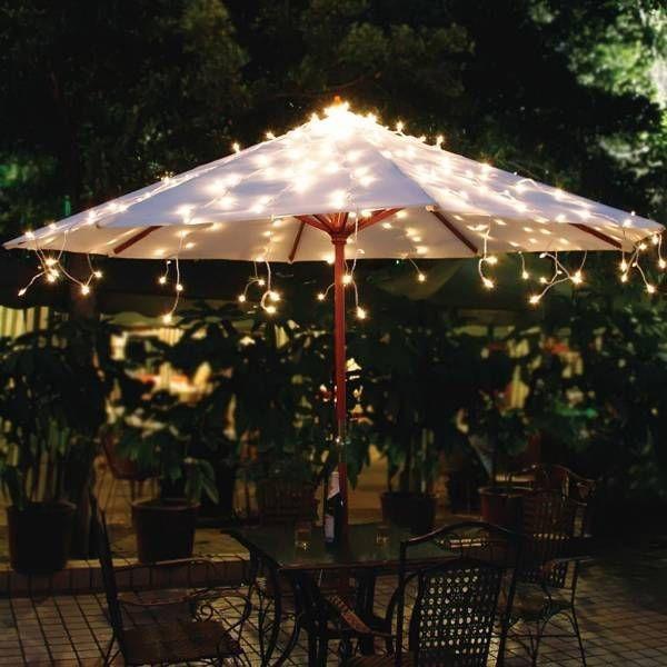 Elegant Christmas Lights Decor For Backyard Ideas 19