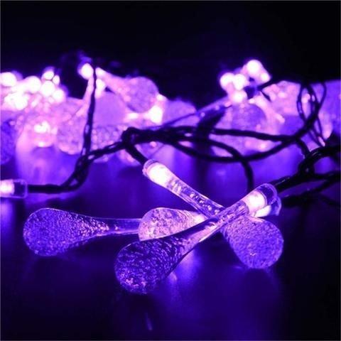 Elegant Christmas Lights Decor For Backyard Ideas 28