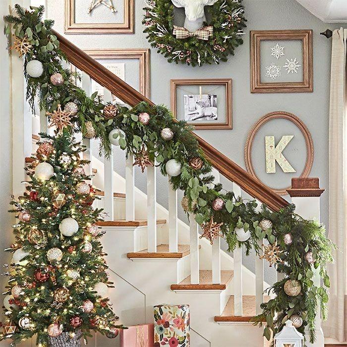 Elegant Christmas Lights Decor For Backyard Ideas 37