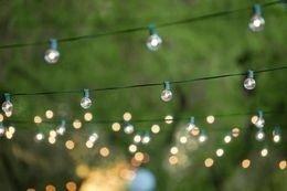 Elegant Christmas Lights Decor For Backyard Ideas 41