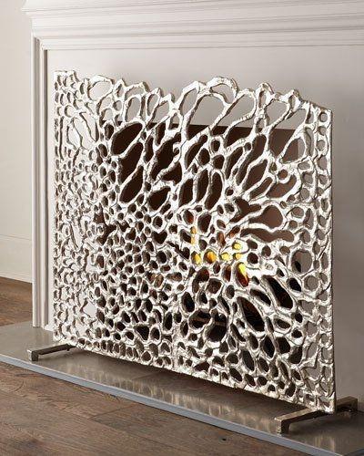 Fabulous Rock Stone Fireplaces Ideas For Christmas Décor 25