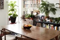 Luxurious Small Dining Room Decorating Ideas 45