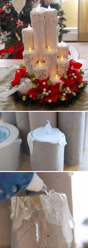 Simple Crafty Diy Christmas Crafts Ideas On A Budget 22