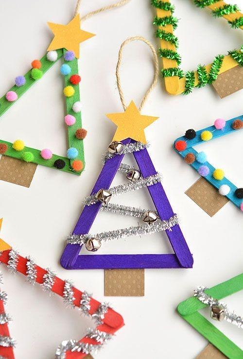 Simple Crafty Diy Christmas Crafts Ideas On A Budget 29