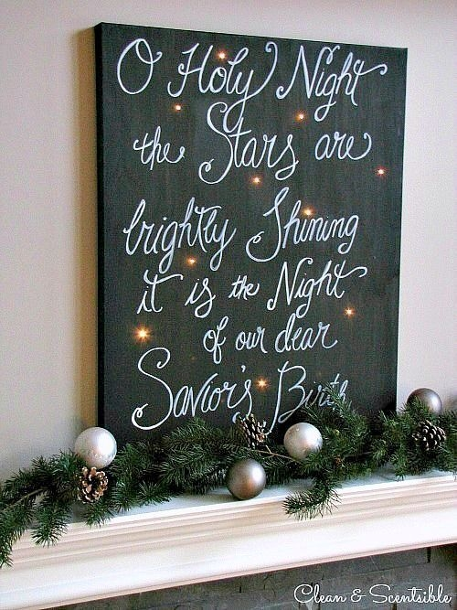 Simple Crafty Diy Christmas Crafts Ideas On A Budget 35