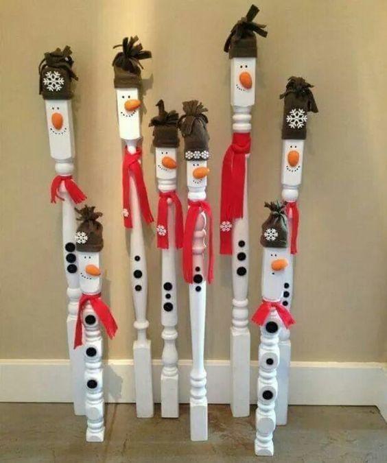 Simple Crafty Diy Christmas Crafts Ideas On A Budget 42