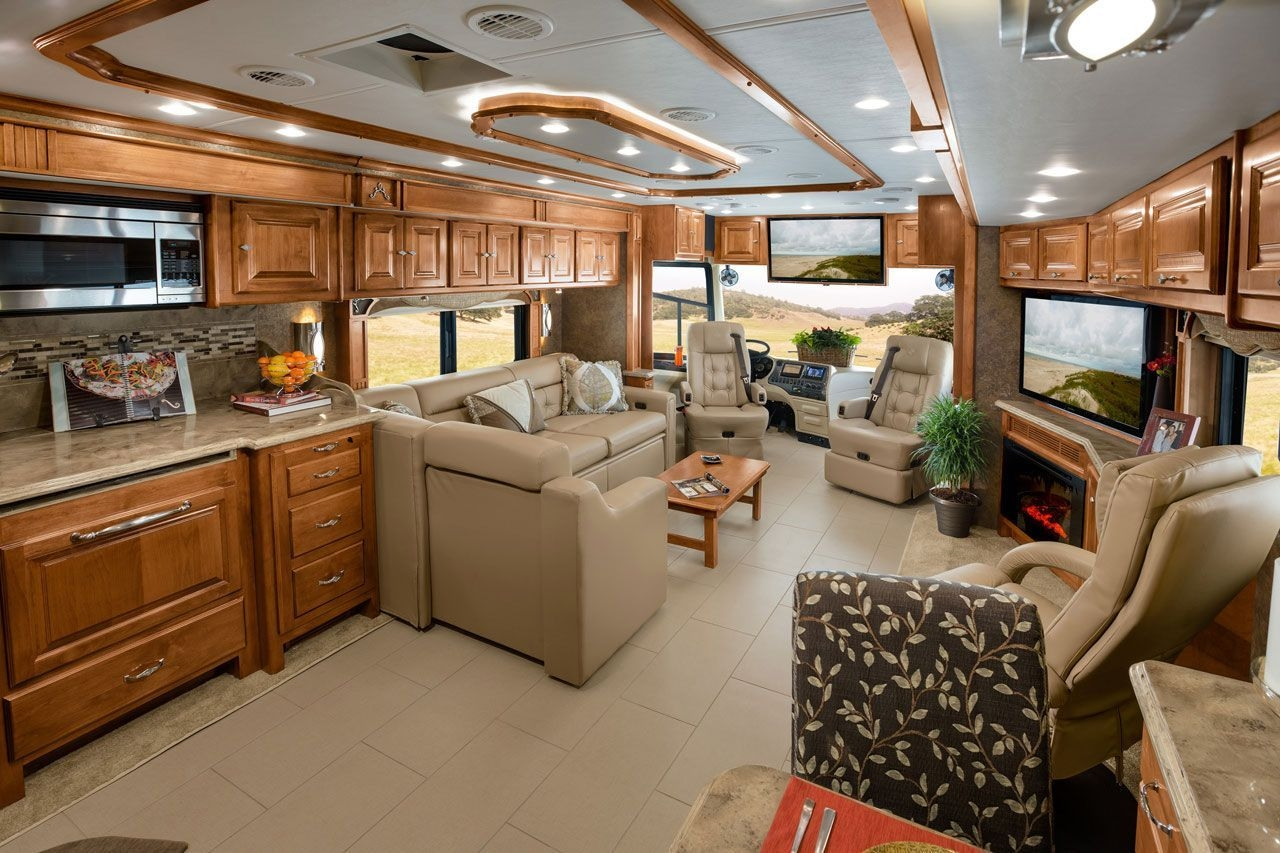 Adorable Rv Living Room Ideas36
