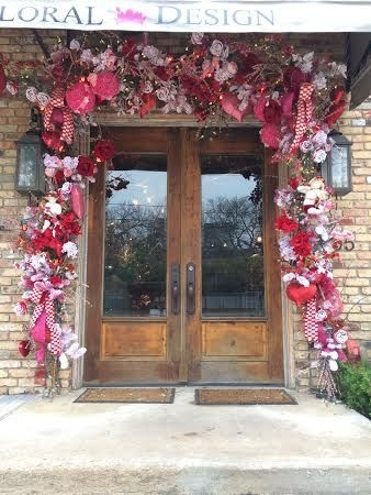 Amazing Front Porch Design Ideas For Valentines Day05