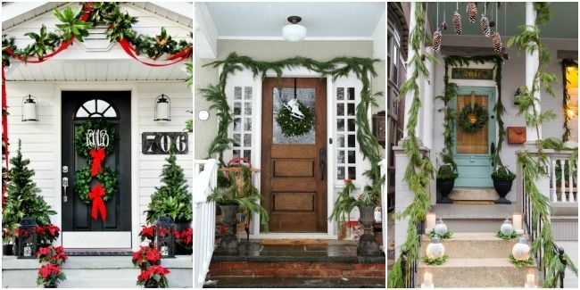 Amazing Front Porch Design Ideas For Valentines Day08