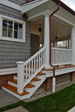 Amazing Front Porch Design Ideas For Valentines Day10