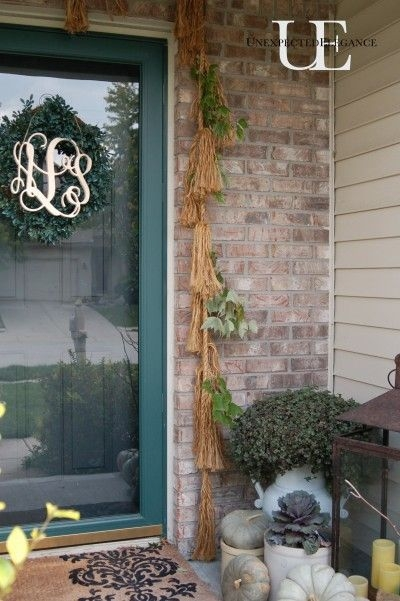 Amazing Front Porch Design Ideas For Valentines Day16