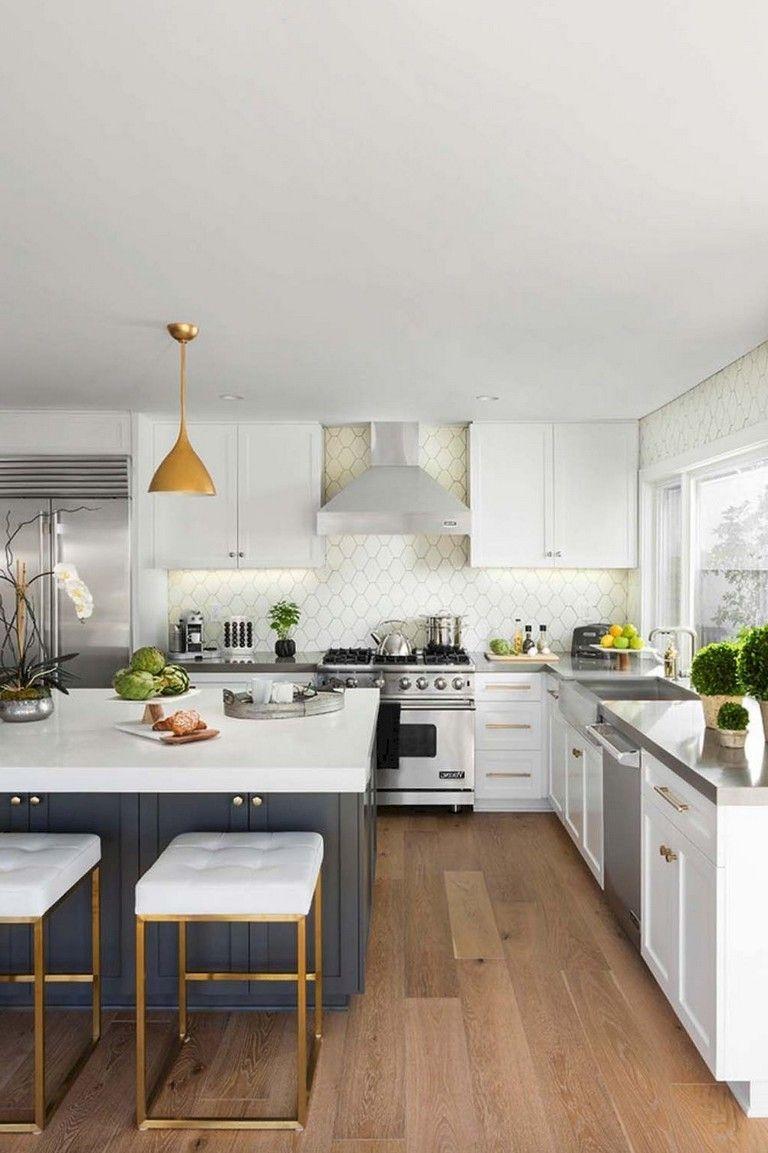 Attractive Mid Century Kitchen Designs Ideas13