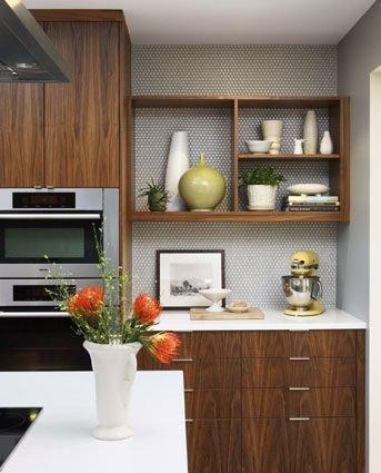 Attractive Mid Century Kitchen Designs Ideas14