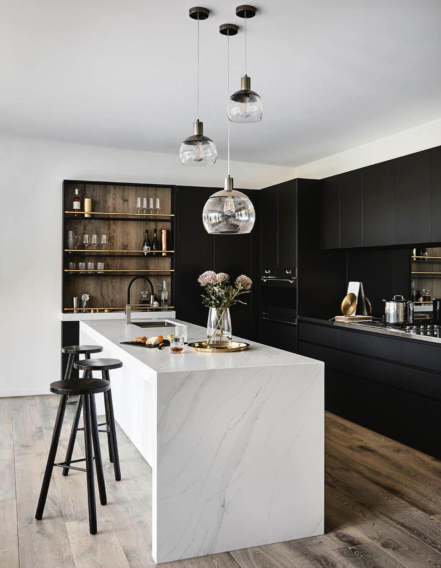 Attractive Mid Century Kitchen Designs Ideas16