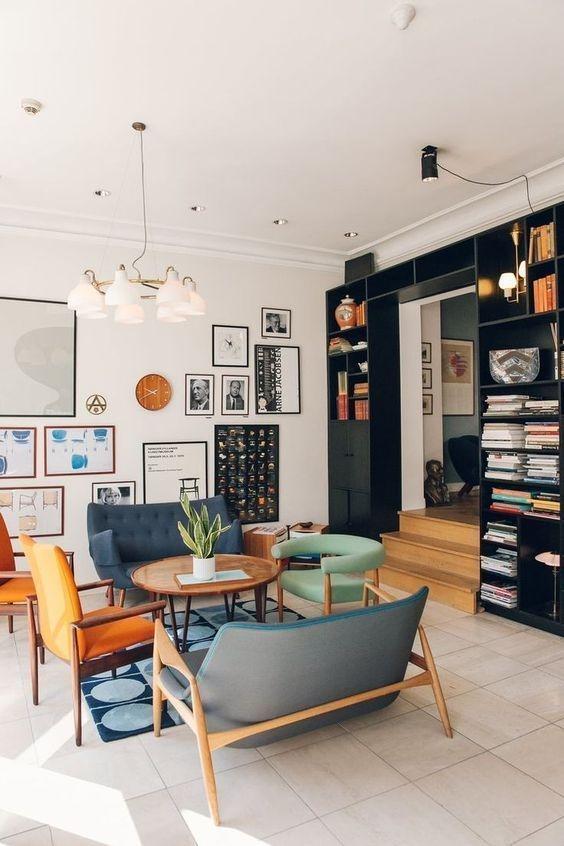 Attractive Mid Century Kitchen Designs Ideas23