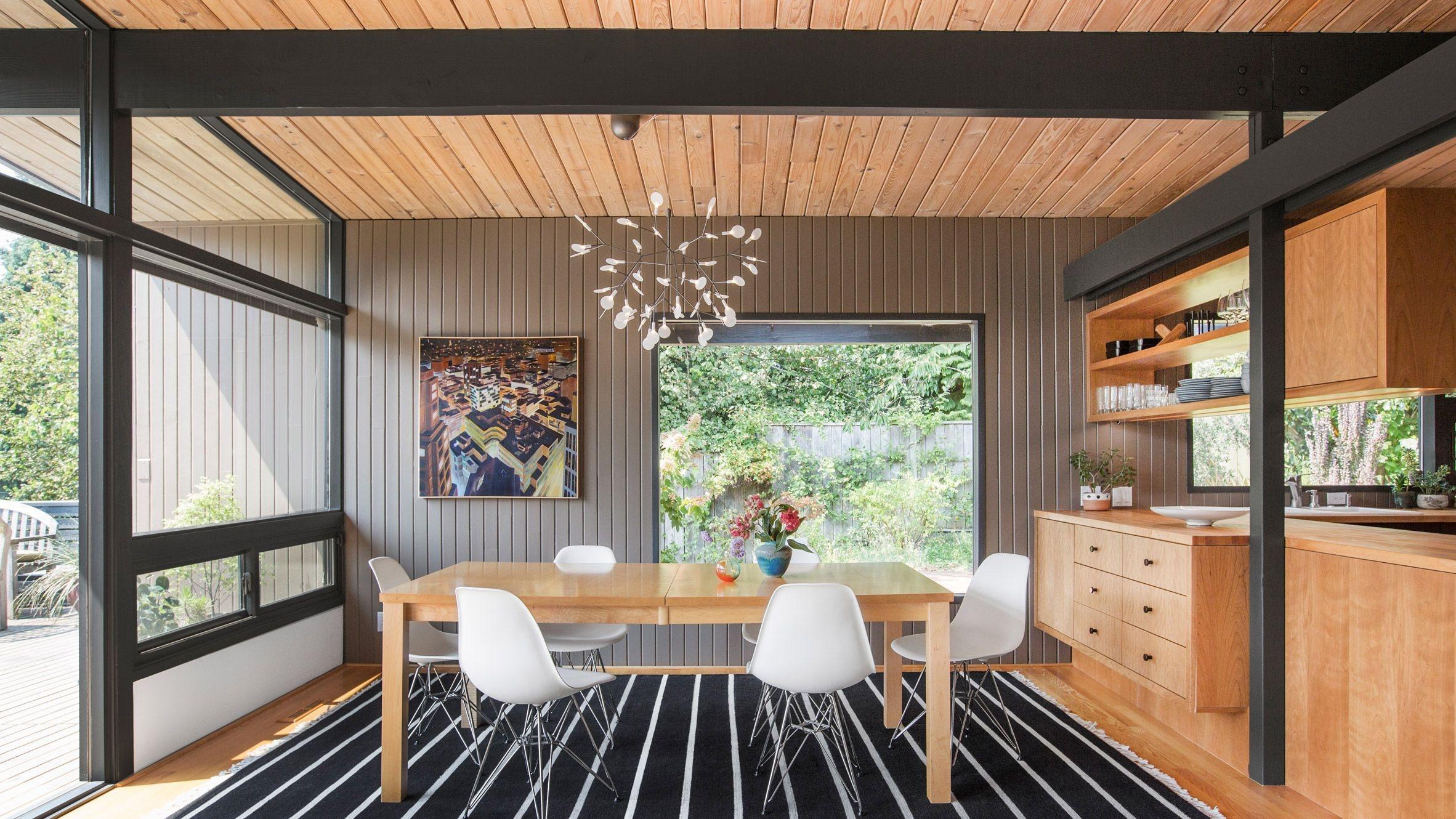 Attractive Mid Century Kitchen Designs Ideas38