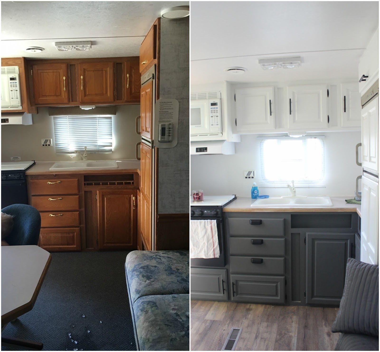 Attractive Rv Hacks Remodel Ideas For Your Inspirations20