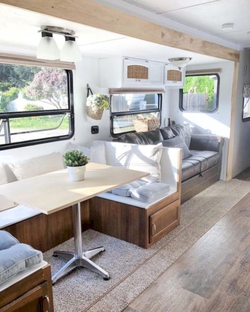 Attractive Rv Hacks Remodel Ideas For Your Inspirations24