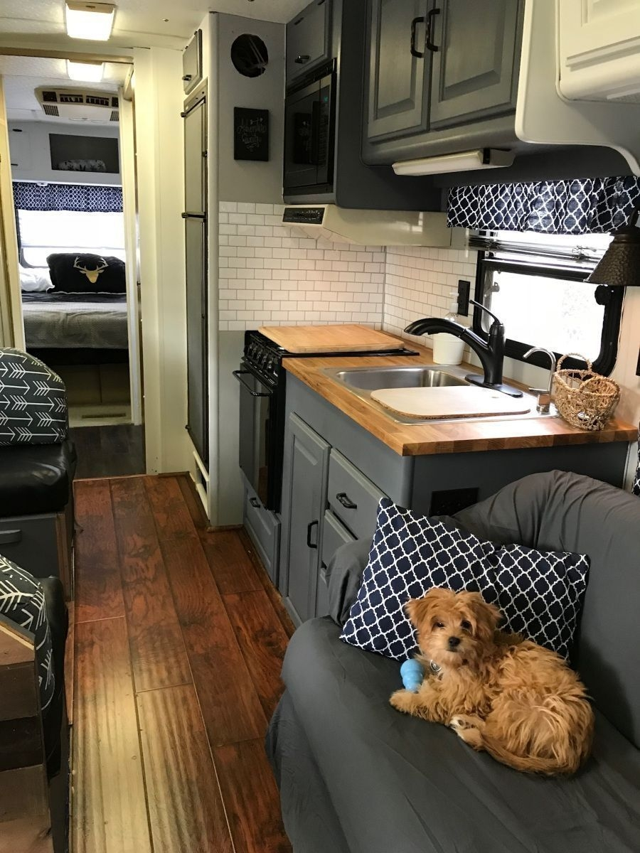 Attractive Rv Hacks Remodel Ideas For Your Inspirations35