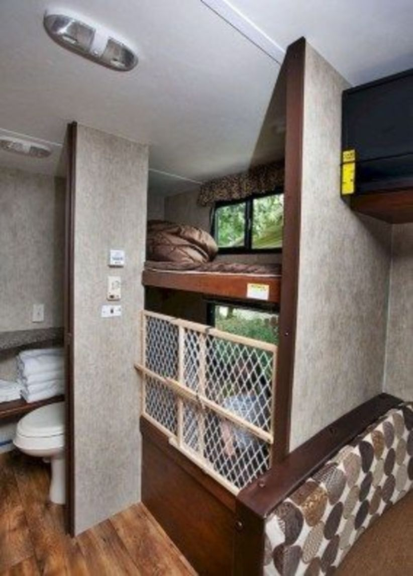 Attractive Rv Hacks Remodel Ideas For Your Inspirations40