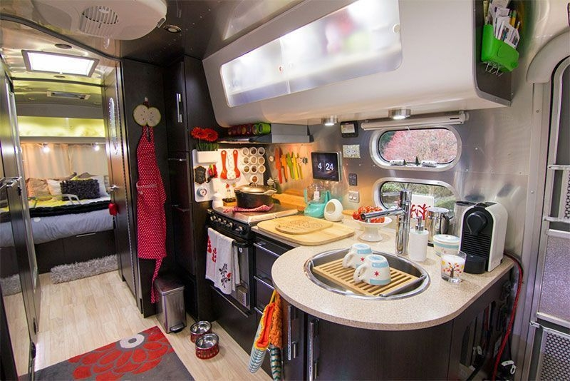 Attractive Rv Hacks Remodel Ideas For Your Inspirations41