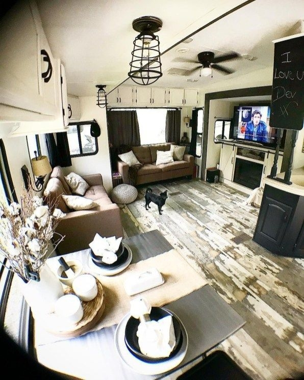 Attractive Rv Hacks Remodel Ideas For Your Inspirations43