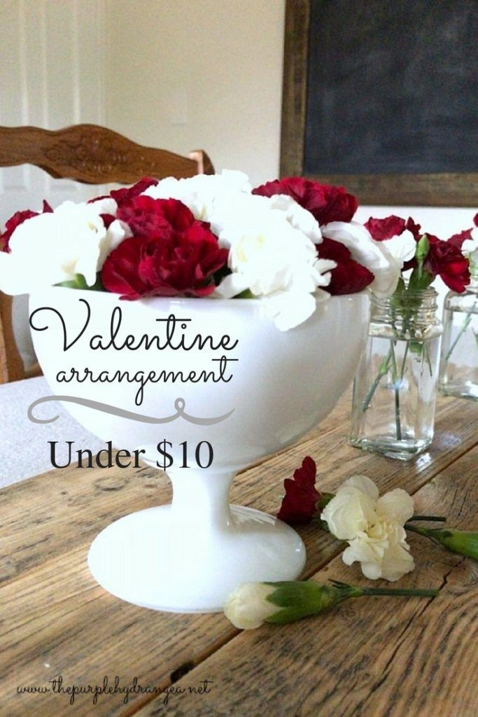 Awesome Flower Decoration Ideas For Valentines Day 28