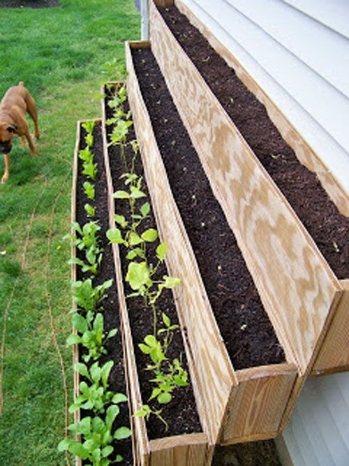 Awesome Small Space Gardening Design Ideas16