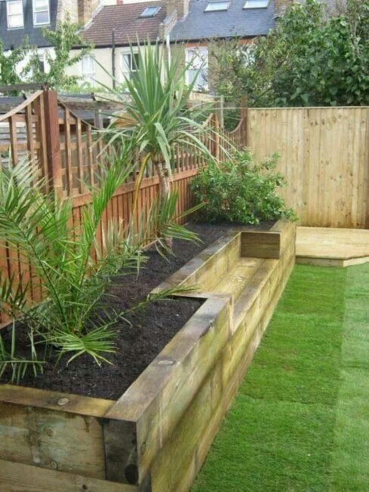 Awesome Small Space Gardening Design Ideas20