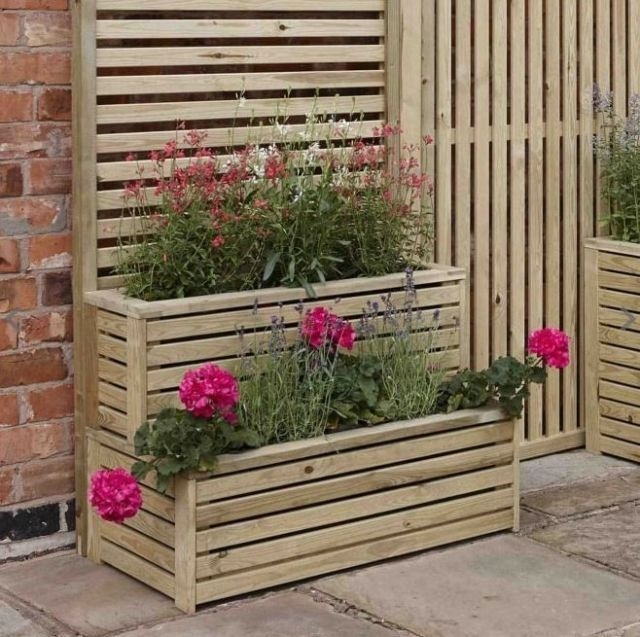 Awesome Small Space Gardening Design Ideas33