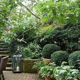 Awesome Small Space Gardening Design Ideas38
