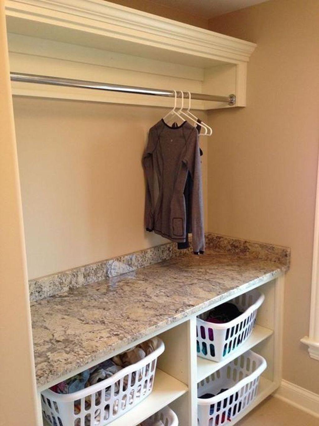 Best Small Laundry Room Design Ideas02