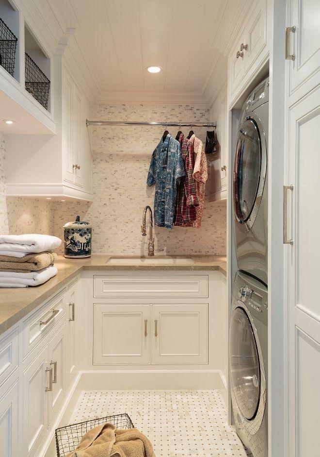 Best Small Laundry Room Design Ideas04