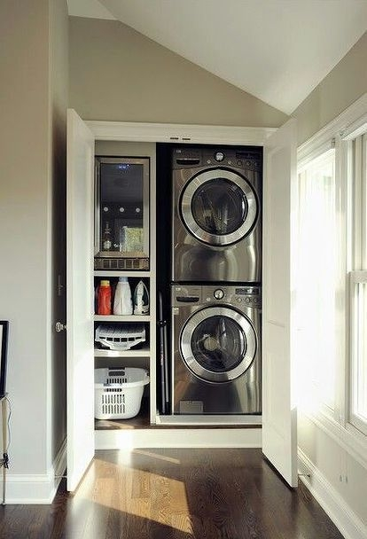Best Small Laundry Room Design Ideas08