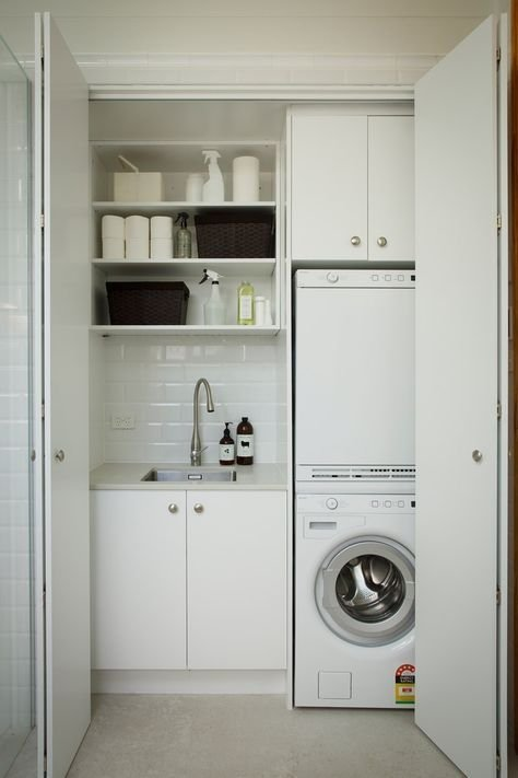 Best Small Laundry Room Design Ideas09
