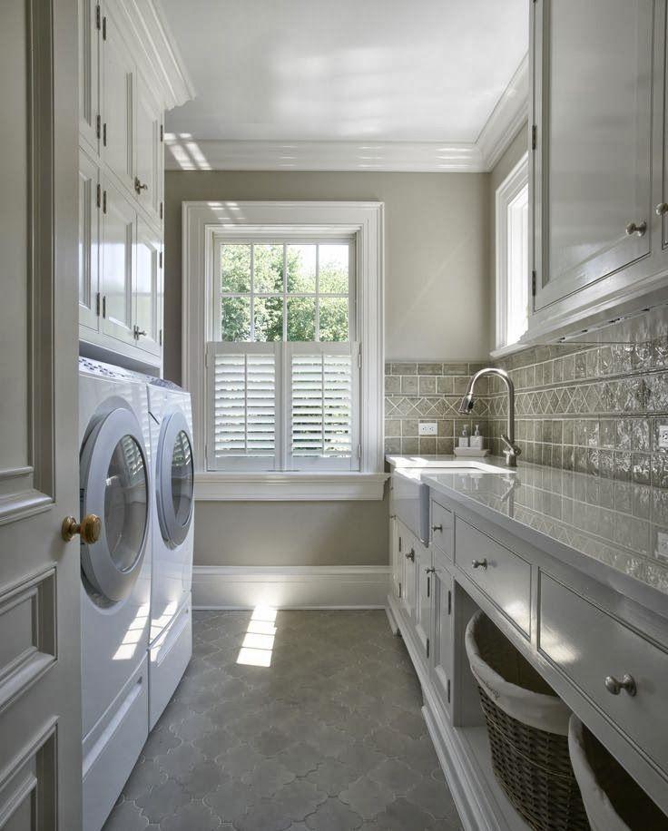 Best Small Laundry Room Design Ideas13