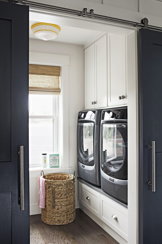 Best Small Laundry Room Design Ideas22