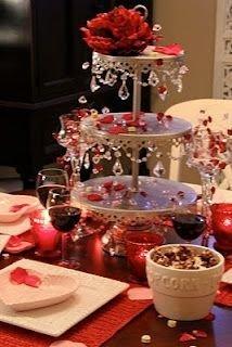 Cheap Valentine Table Decoration Ideas28