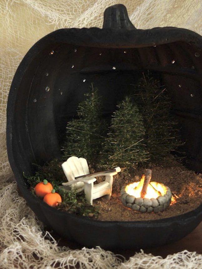 Cozy Diy Halloween Decoration Ideas02