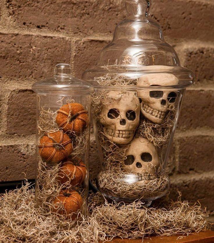 Cozy Diy Halloween Decoration Ideas30