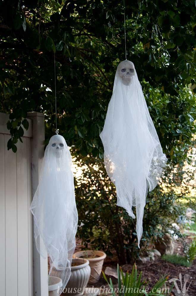 Cozy Diy Halloween Decoration Ideas34