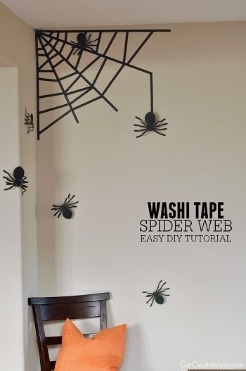 Cozy Diy Halloween Decoration Ideas42