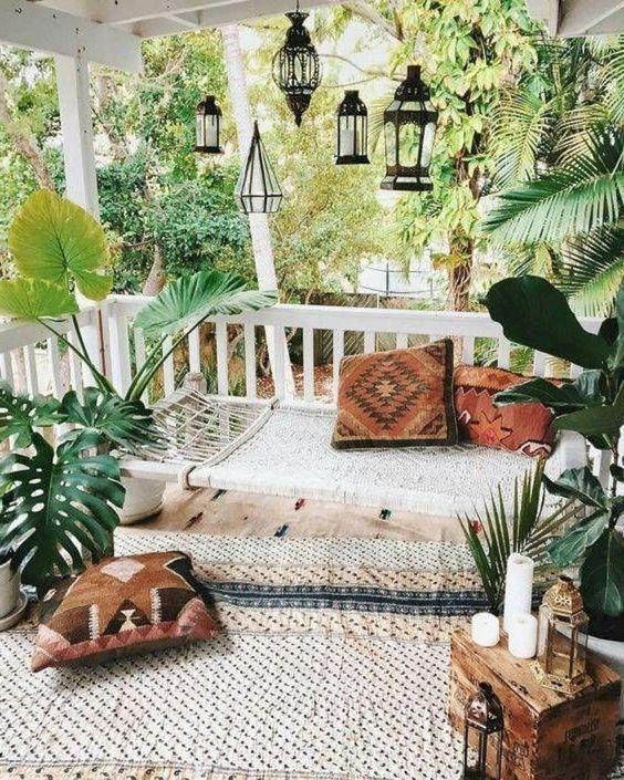 Creative Backyard Hammock Design Ideas08