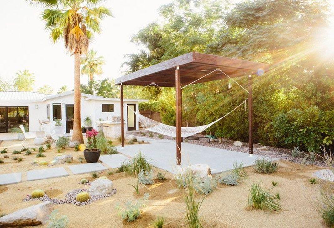 Creative Backyard Hammock Design Ideas23