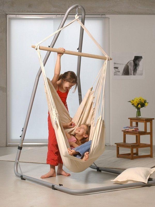 Creative Backyard Hammock Design Ideas25