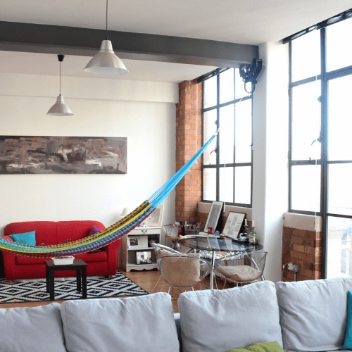 Creative Backyard Hammock Design Ideas30