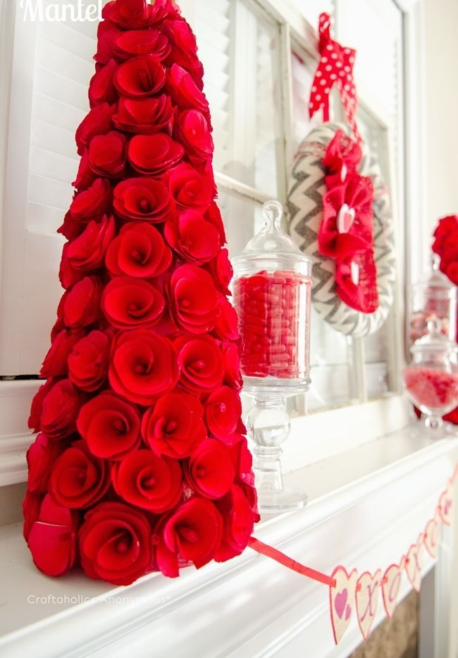 Elegant Diy Home Décor Ideas For Valentines Day03