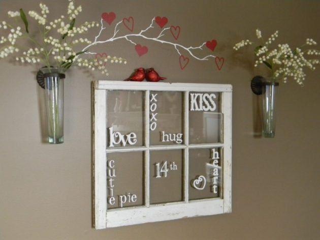 Elegant Diy Home Décor Ideas For Valentines Day09