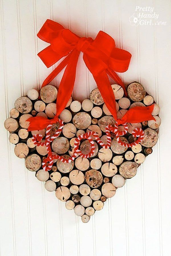 Elegant Diy Home Décor Ideas For Valentines Day11