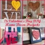 Elegant Diy Home Décor Ideas For Valentines Day13